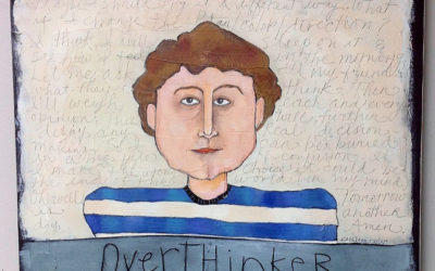 """""""I think too much;"""" The Detriment of Being Labeled as an Overthinker"""